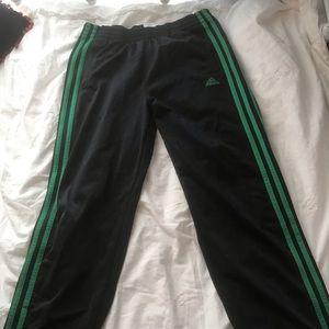 adidas track snap pants